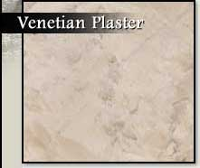 Venetian Plaster Finish